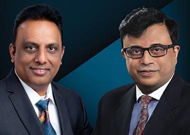Danny Basu & Roger Pakalapatty | Founders