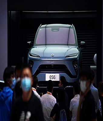 Chinas electric car start ups  NIO  Xpeng and WM Motor  each have a Big Tech backer What is riding on their success